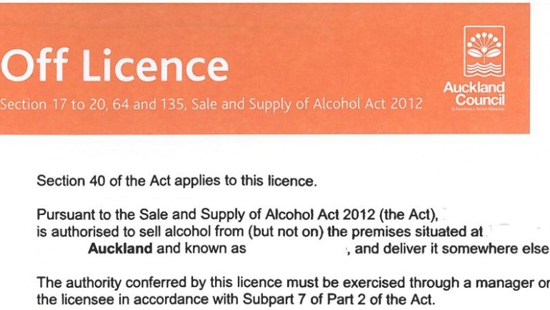 Controlling alcohol without The Trusts' monopoly