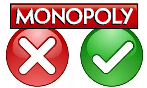Monopoly vs competition